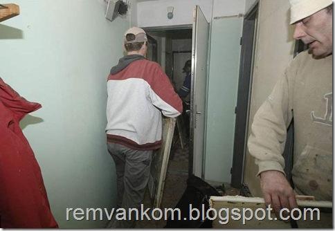 комплексный ремонт ванной комнаты 17