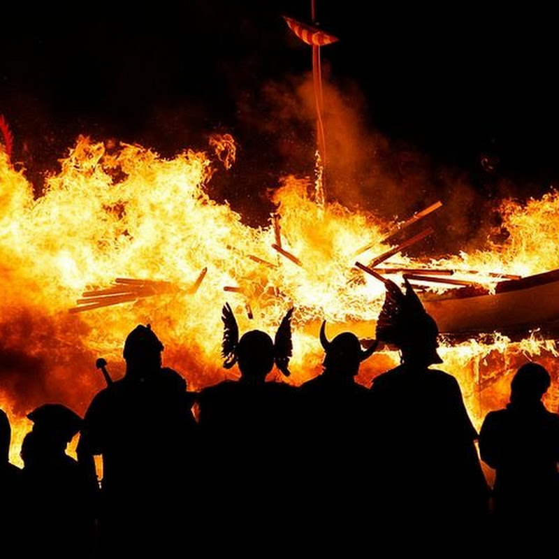 Up Helly Aa: The Viking Fire Festival