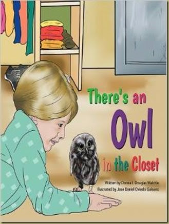 There's An Owl cover