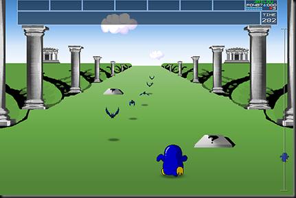 Knigthmare penguin adventure online
