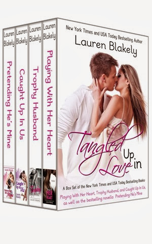 Tangled Up in Love by Lauren Blakely