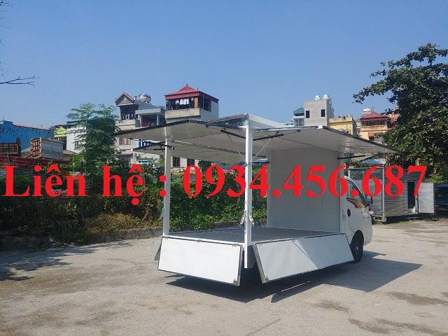 Thông số xe Hyundai Porter H150 thùng cánh dơi