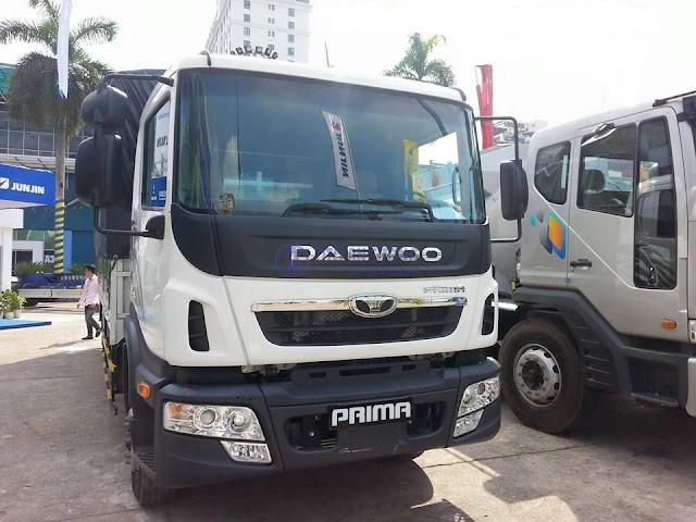 Xe tải Daewoo 9 tấn Prima