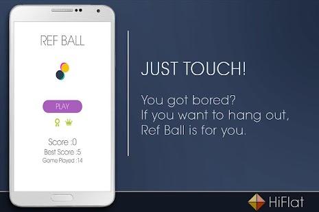 Ref-Ball