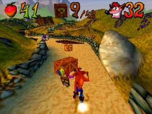 Crash Bandicoot Warped Download Playstation - Old Cartridges