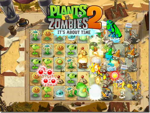 Plants vs. Zombies 2-00