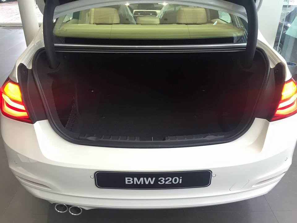 Xe BMW 320i new model 08