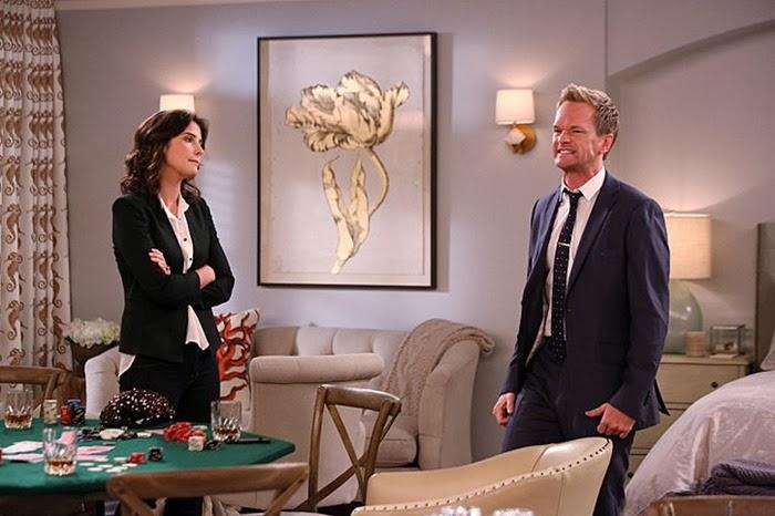 Quarto Robin e Barney 9 temporada