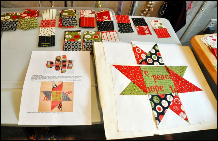 Countdown To Christmas Quilt 001