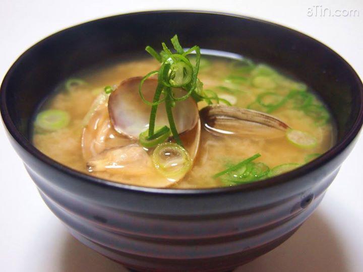 Súp Miso là món không thể thiếu trong bữa ăn của người