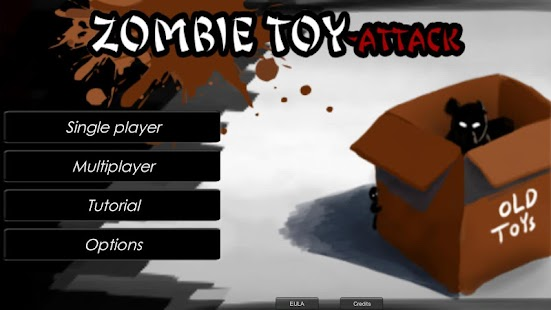Zombie Toy Attack - screenshot thumbnail