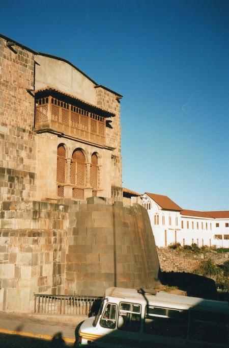 Obiective turistice Cuzco: Templul Soarelui