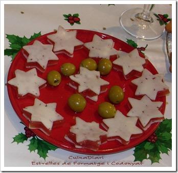 4-Estrelles de formatge i codonyat-ETI