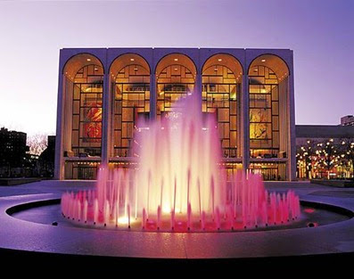 The Metropolitan Opera [Photo by the author]