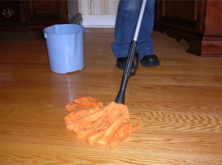 A Mum N The Oven Tip Of The Day 251 Natural Floor Cleaner