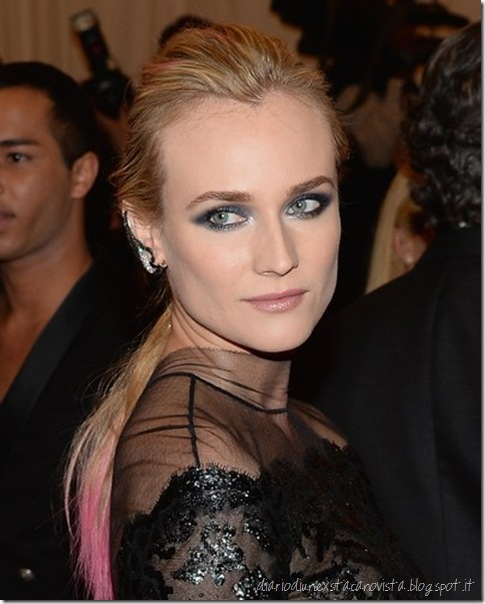 diane kruger met 2013 make up