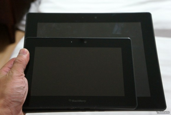 PlayBook de 10 pulgadas tablet