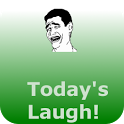 Today's laugh icon