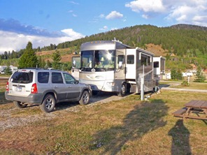 Valley View Rv Park Island Id