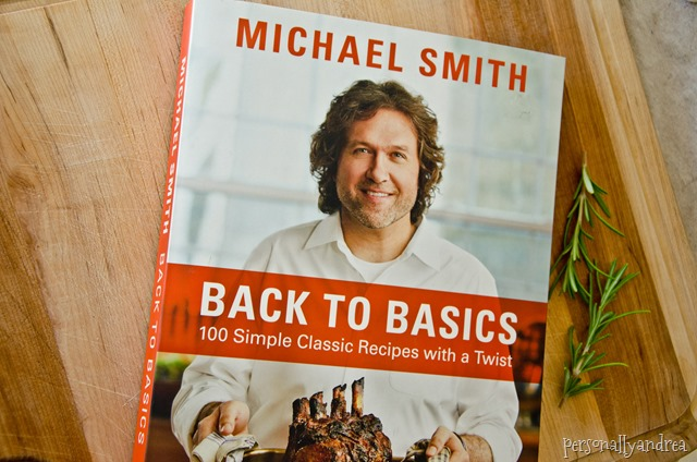 Cookbook Review:  Michael Smith Back to Basics