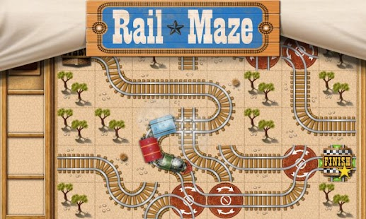 Rail Maze - screenshot thumbnail