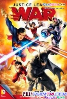 Liên Minh Công Lý - Justice League: War  Vietsub