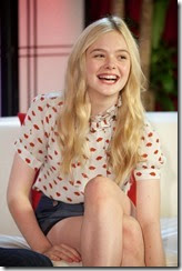 Elle Fanning as Susanna Barber