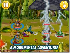 أستمتع بجو معارك القرون الوسطى ونزال الفرسان فى لعبة Angry Birds Epic الطيور الغاضبة