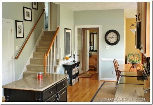 Ordinaire Comfort Gray Kitchen