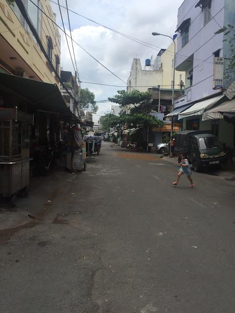 Bán nhà quận Tân Phú - Nhà 1 trệt 2 lầu ngay chợ Cây Keo 06