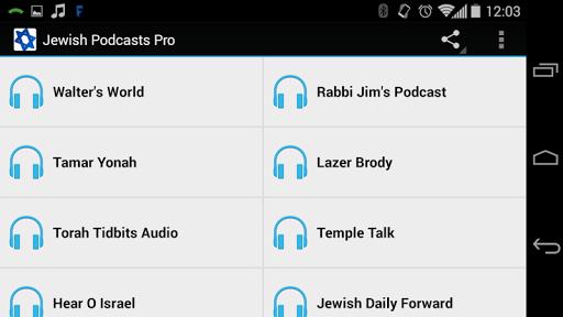 Jewish Podcasts Pro