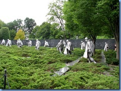 1397 Washington, DC - Korean War Veterans Memorial