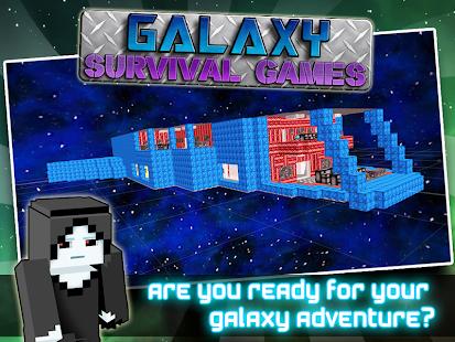 Galaxy Survival Games