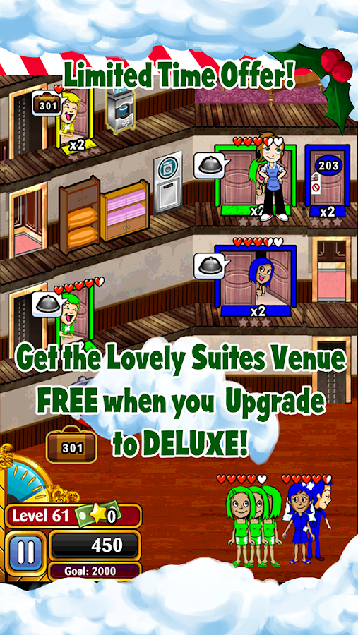 Hotel Dash - screenshot