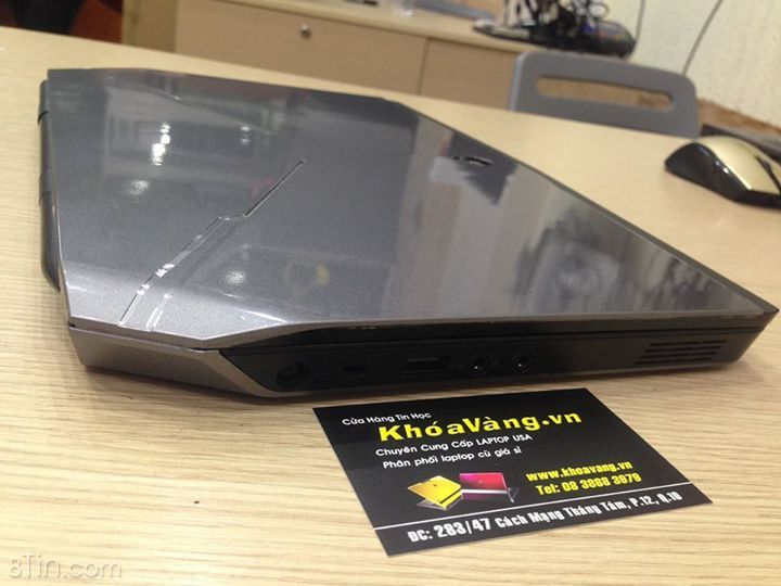 Siêu phẩm Dell Alienware 13 Core i7 Broadwell SSD 512G QHD+ Touch