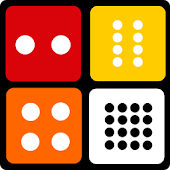 Dice2048 Number Puzzle Game