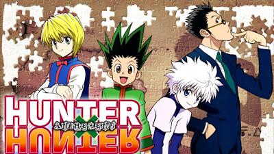 Hunter X Hunter  Thợ Săn