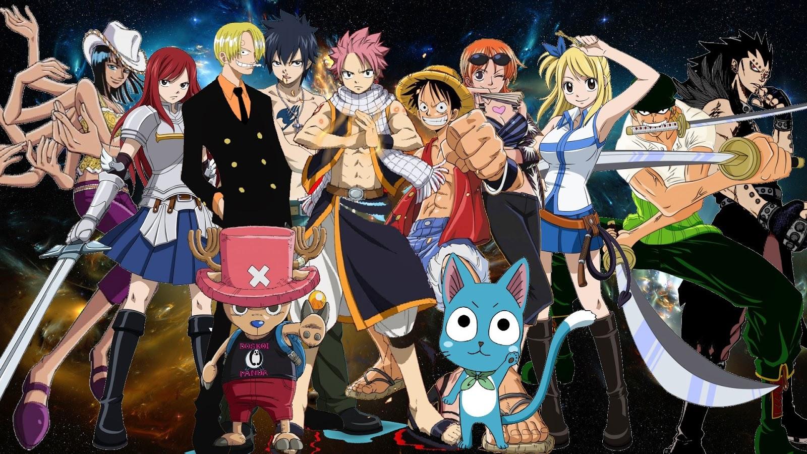 Quer assistir anime online e n o sabe onde - Imagens em hd de animes ...