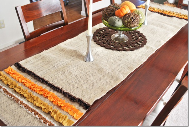Begin By Cutting Your Burlap Down To About 22 Inches Wide Cut A Straight Line With Simple Snip Where You Want And Carefully Pull Out An