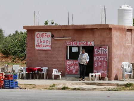 Cafenea in Iordania