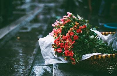 Hà Nội và mưa tình yêu ấy không thể tách rời 3