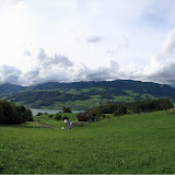 Sarner See, Bauernhof