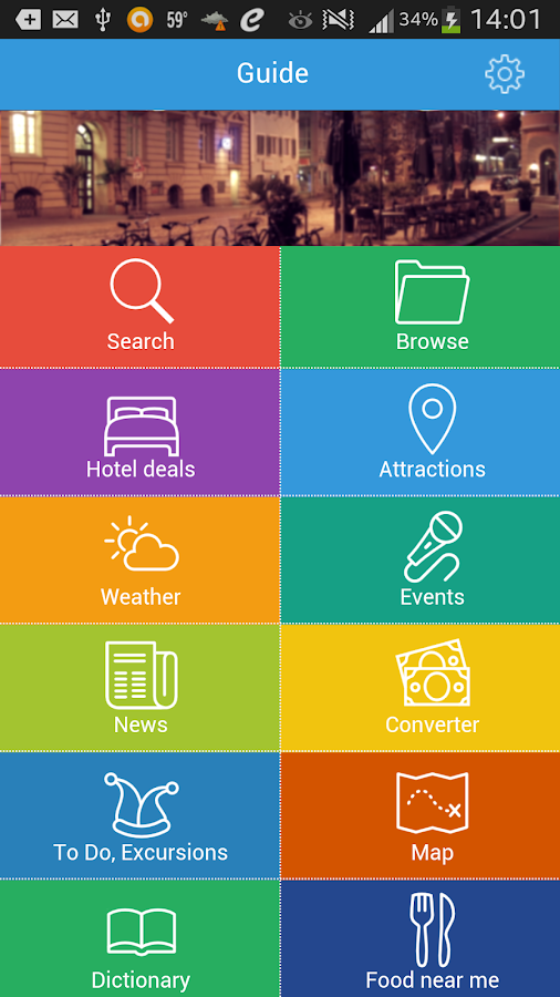 Tel Aviv City Guide Map Hotels Android Apps on Google Play – Tourist Map Of Tel Aviv