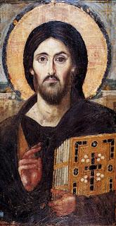 Bức Đấng Kitô Toàn Năng (Christ Pantocrator), thế kỷ VI