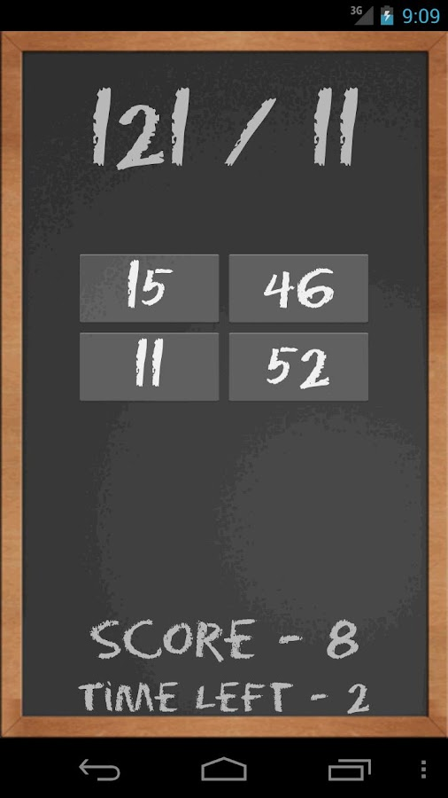 Math Attack Pro - screenshot