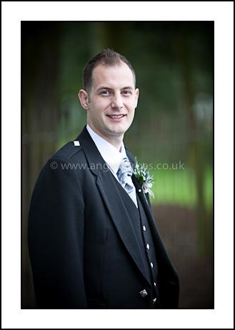 dundee groom wedding