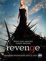 Revenge, un scénario incroyable qui mérite d'être la meilleure série TV 2012