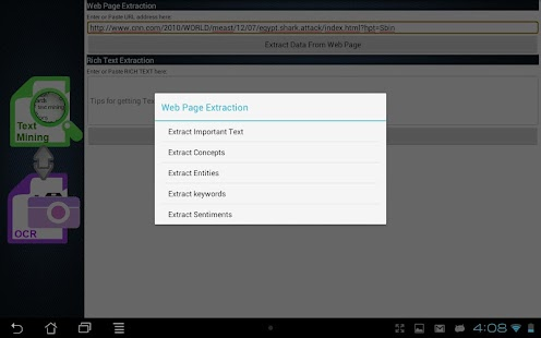 玩商業App Smart OCR:Text Miner免費 APP試玩