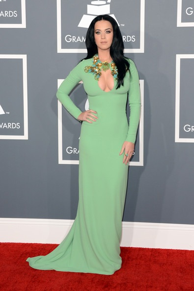 Katy Perry 55th Annual GRAMMY Awards Arrivals