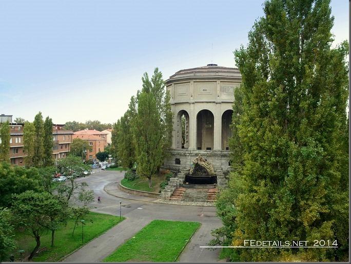 Piazza XXIV Maggio, Ferrara